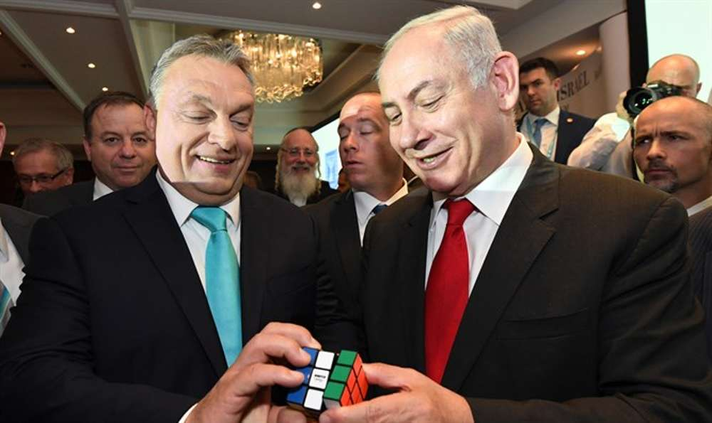 Nagyfeszültség hete Izraelben