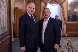 Válaszlevelet küldött Orbán Viktornak aZsidóVilágkongresszus (WJC) elnöke