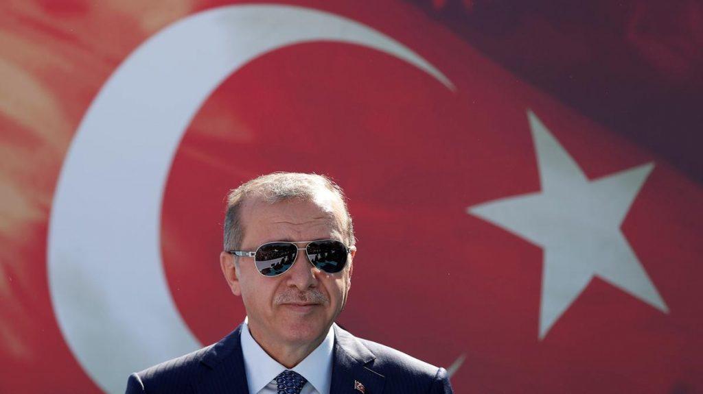 Törökország kamerák előtt alázta meg az izraeli nagykövetet