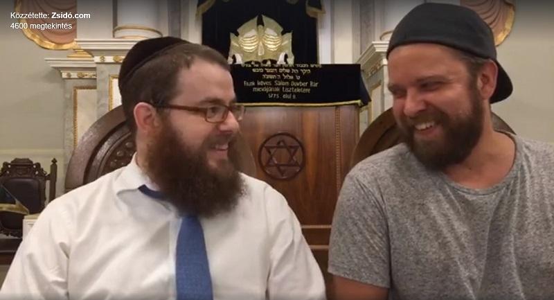 Köves Slomó: a chábád elsődleges célja a zsidó élet és a vallás megtartása