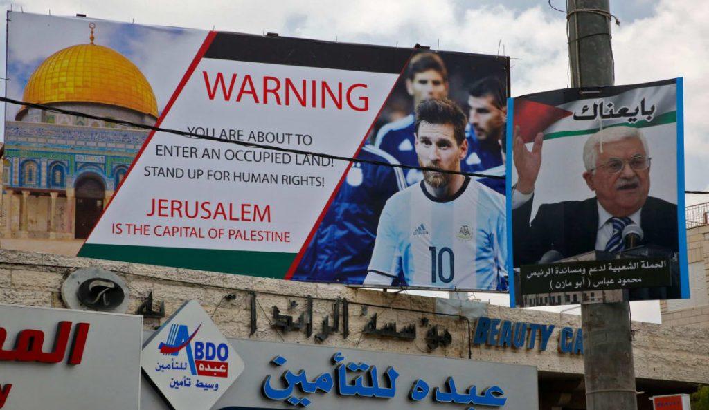 A palesztin nyomás csak ürügy volt az argentinoknak az izraeli meccs lemondására