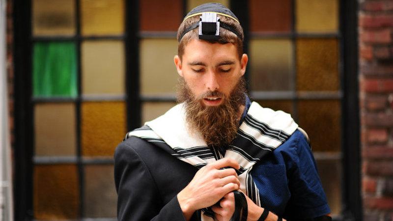 A fiatal zsidók ugyanolyan vallásosak, mint a szüleik