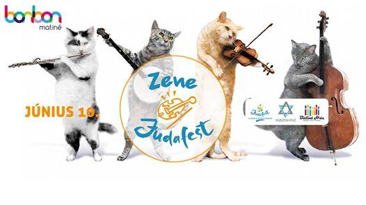 Air Corde Trio: Állati zenék / Judafest