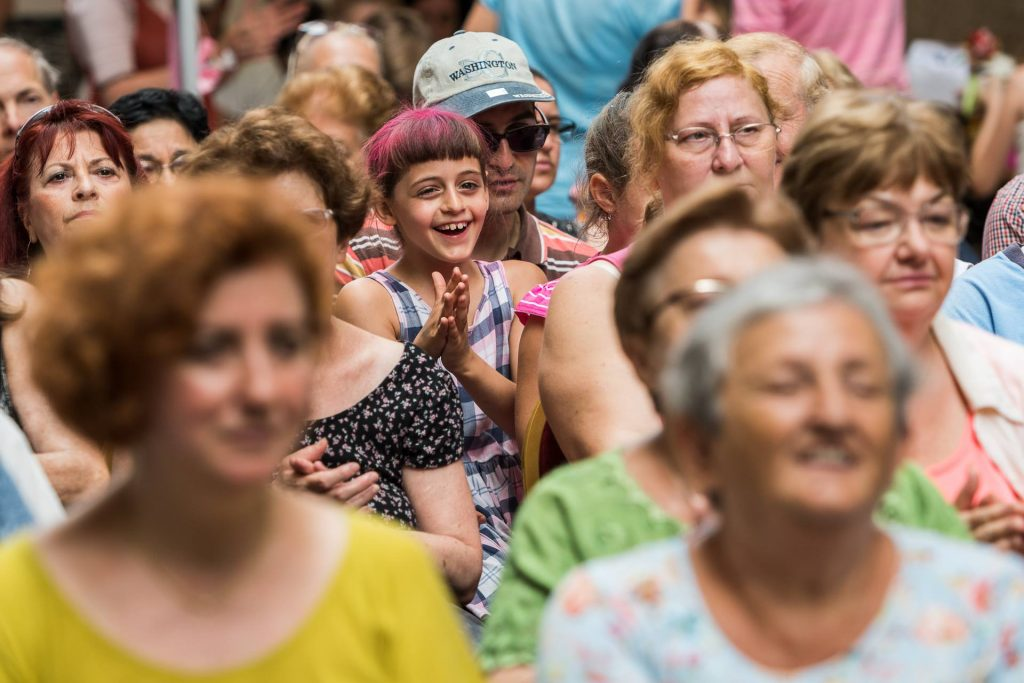 Több mint 10 ezren vettek részt Budapest legnagyobb közösségi fesztiválján