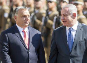 Orbán Viktor Izraelbe látogat júliusban!