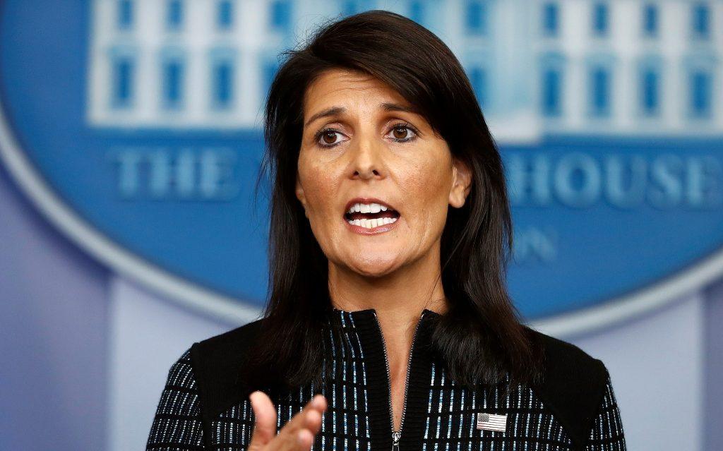 Az USA szerint az ENSZ reménytelenül elfogult Izraellel szemben