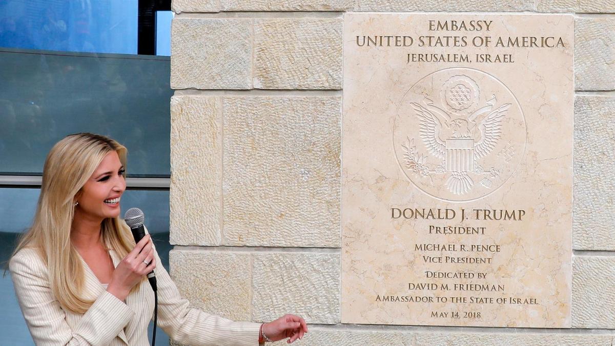 Trump és Jeruzsálem: mennyit számít egy nagykövetség? – Kibic Magazin