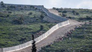EU-s pénzből épített falat Törökország a szír határon!