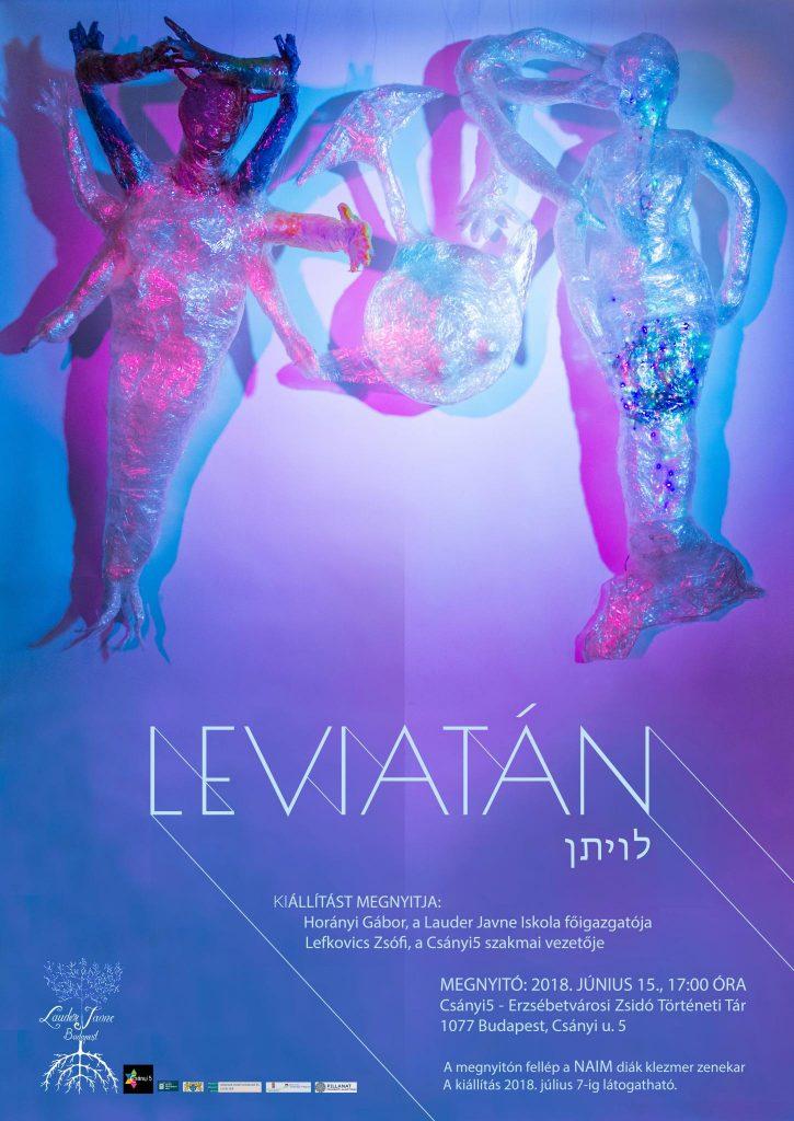 Leviatán kiállítás