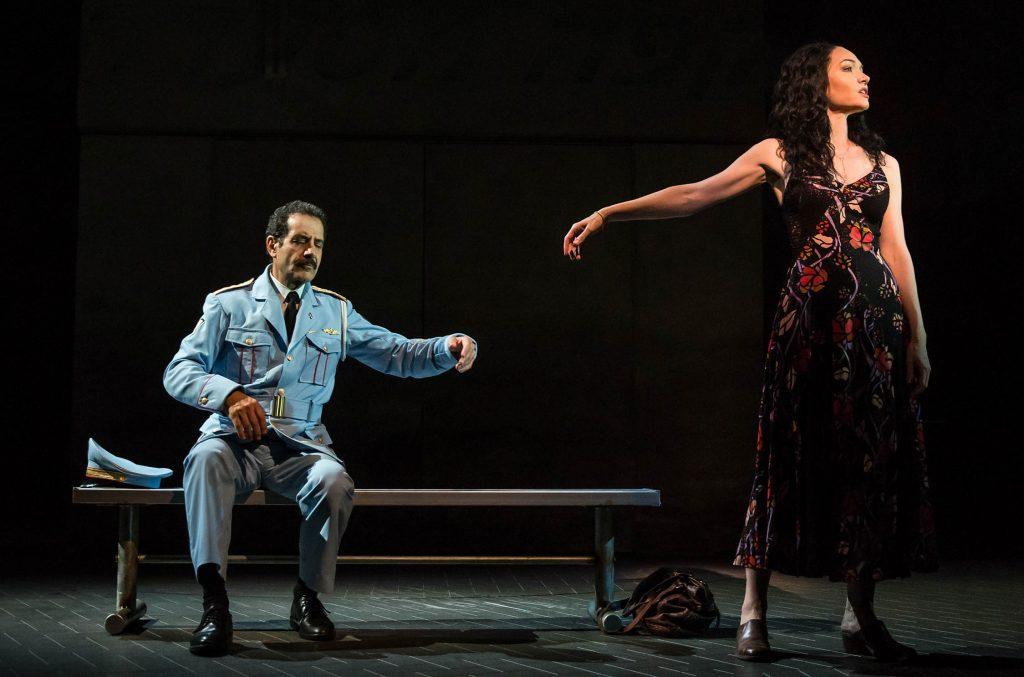 Izraeli film alapján készült musical tarolt a Tony-díjátadón