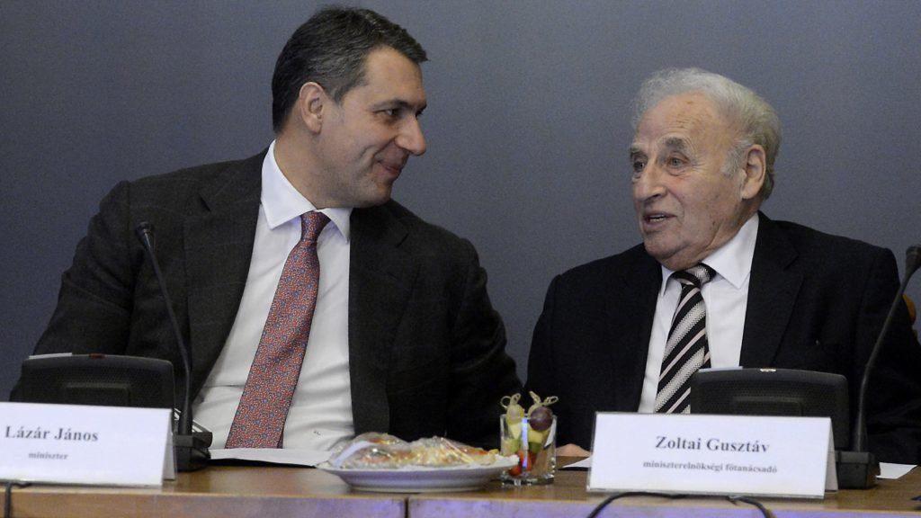 Nem hosszabbítják meg Zoltai Gusztáv tanácsadói szerződését