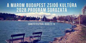 A Marom Budapest Zsidó Kultúra 2028 Program sorozata