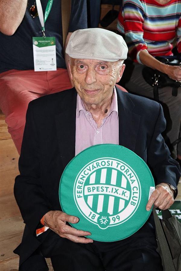 Levélben invitálja Fradi meccsekre Kardos Péter főrabbit a Ferencváros elnöke