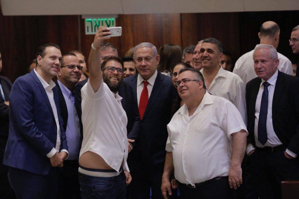 Izrael mostantól a zsidó nép nemzetállama lett