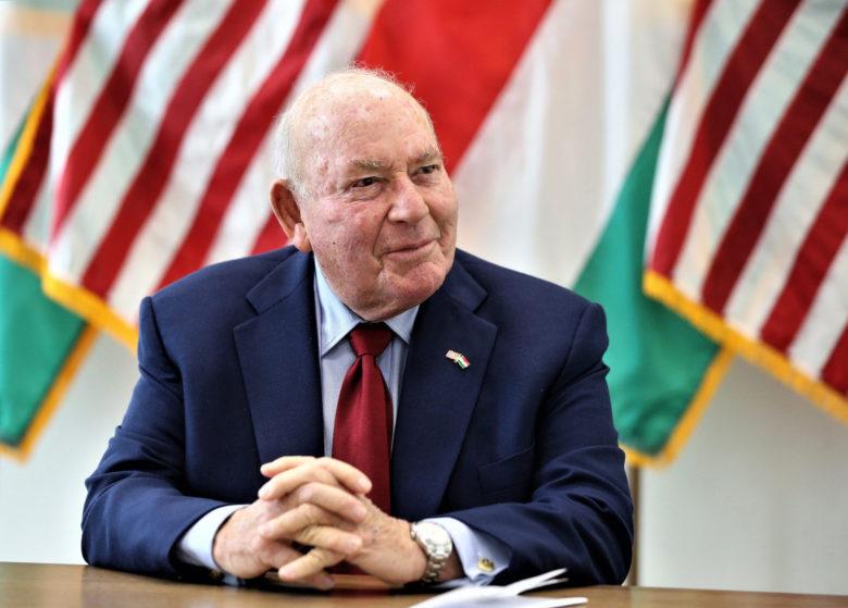 Amerikai nagykövet: a magyar kormány nem zsidóellenes