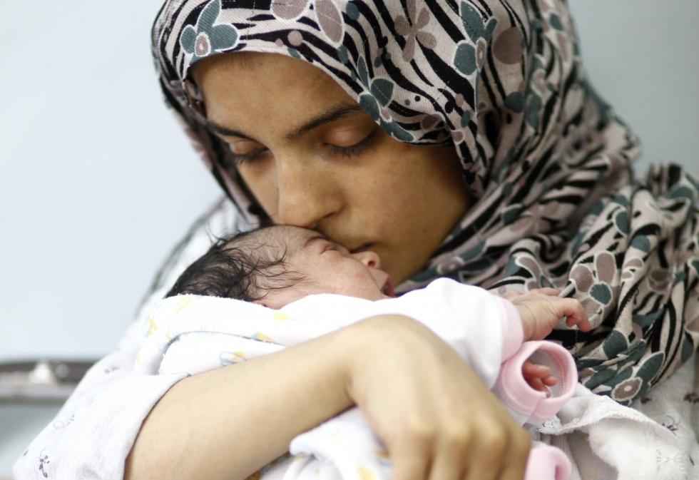 Magzataitok mártírok lesznek! – buzdítja a palesztin tévé a terhes nőket