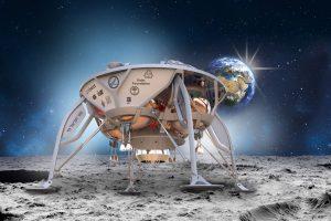 Decemberben indulhat a Holdra az első izraeli űrhajó