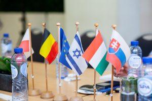 Közös fellépés a V4-es országokban az antiszemitizmus ellen