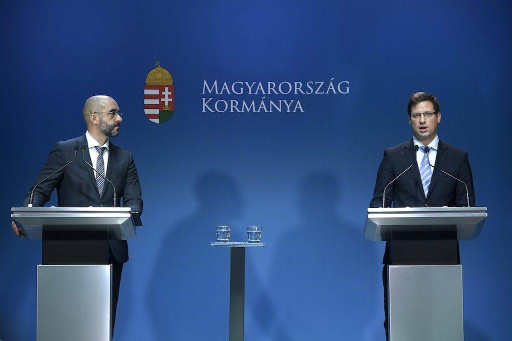 Orbán nem tett ígéretet az izraeli magyar nagykövetség Jeruzsálembe költöztetésére