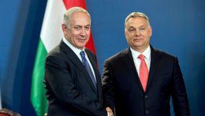 Netanjahu a magyar nagykövetség Jeruzsálembe költöztetésére szeretné rávenni Orbánt