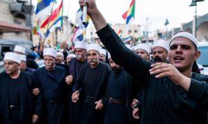 Felháborodtak az Izraelhez lojális drúzok a nemzetállam törvény miatt