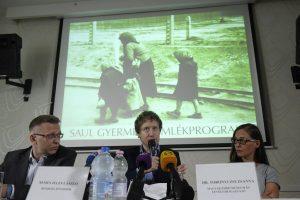 A holokauszt gyermekáldozatait kutatnák fel a Saul fia készítői
