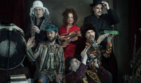 THE KLEZMATICS Auer Fesztivál – Veszprém