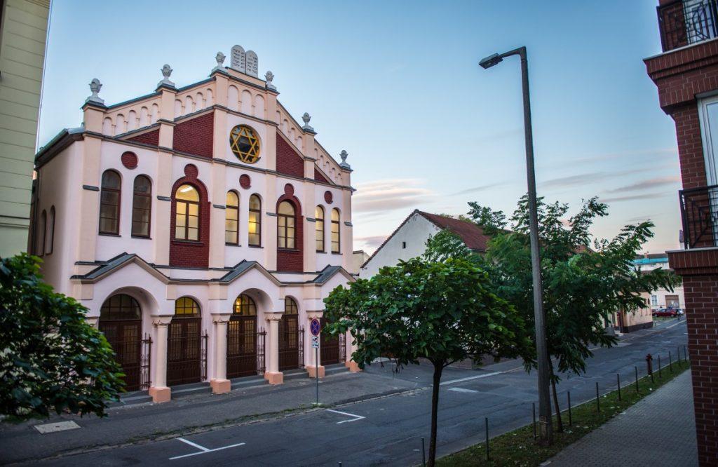 A közép-európai zsidóság történetét bemutató központot hoznának létre Debrecenben