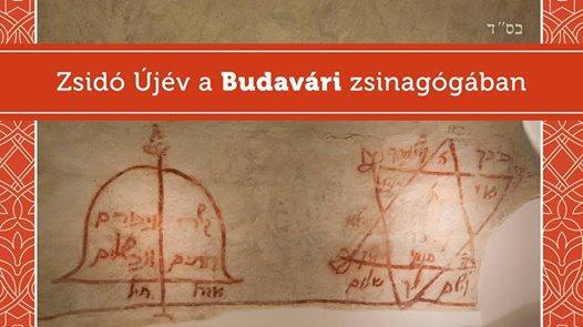 Zsidó Újév a Budavári zsinagógában