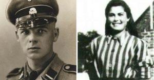 Szerelem Auschwitzban: egy SS őr és egy zsidó lány kapcsolata