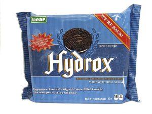 Szabotázzsal vádolja az Oreót a Hydrox nevű kóser keksz