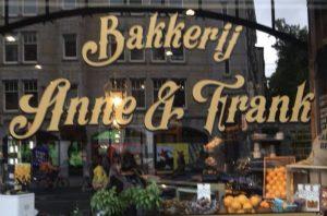 Anne és Frank néven nyitottak pékséget Amszterdamban