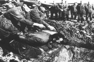 77 éve történt a kamenyec-podolszkiji tömegmészárlás