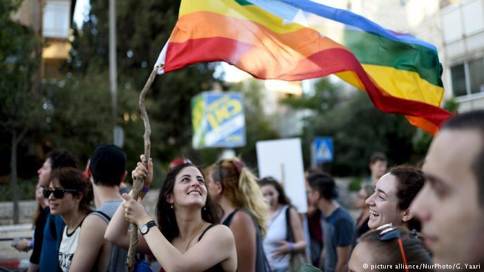 Több tízezren vonultak fel Jeruzsálem történetének legnagyobb büszkeségmenetén