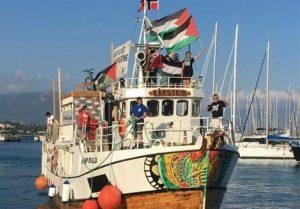 Svéd blokádtörő hajót állított meg Gázánál Izrael