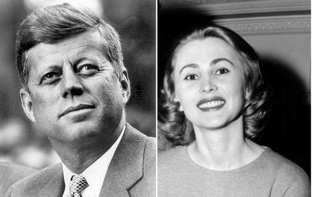 Kennedy nem vehette feleségül lengyel-zsidó menekült szerelmét