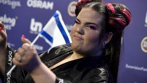 A Billboard csúcsait ostromolja az Eurovízió-győztes izraeli dal