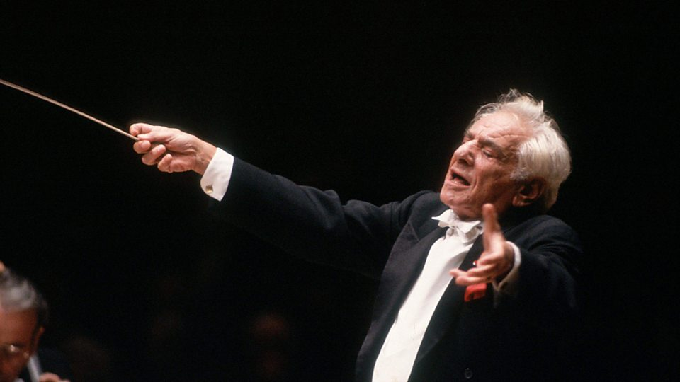 100 éve született Leonard Bernstein