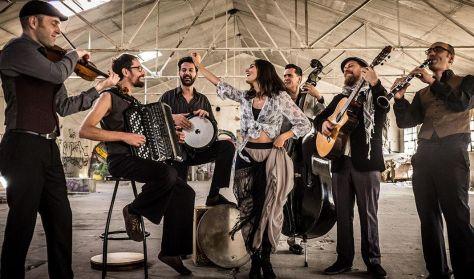 Zsidó Kulturális Fesztivál 2018: Budapest Klezmer Band & Barcelona …