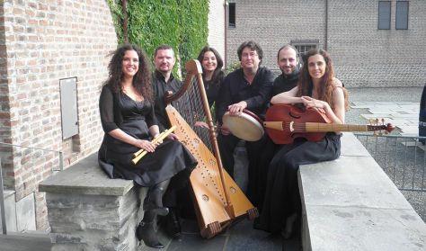 Zsidó Kulturális Fesztivál 2018: Musica Ficta: Utazó zenék – …