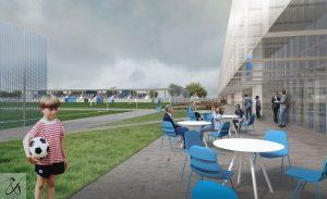 Nem épül meg időben a Maccabi Európa Játékokra tervezett sportközpont