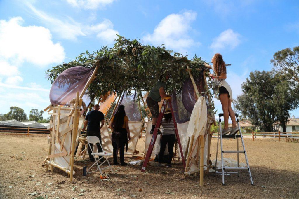 AirBnB szukotra – Itt a sátor-megosztó alkalmazás