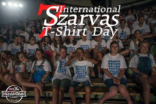 7th International Szarvas T-Shirt Day