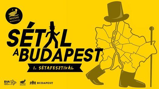 Sétafesztivál – Sétál a Budapest