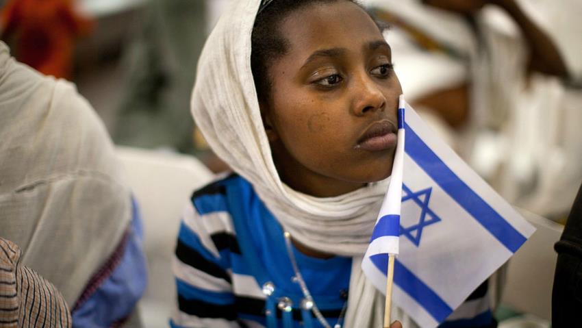 Újabb etióp zsidók érkeznek Izraelbe
