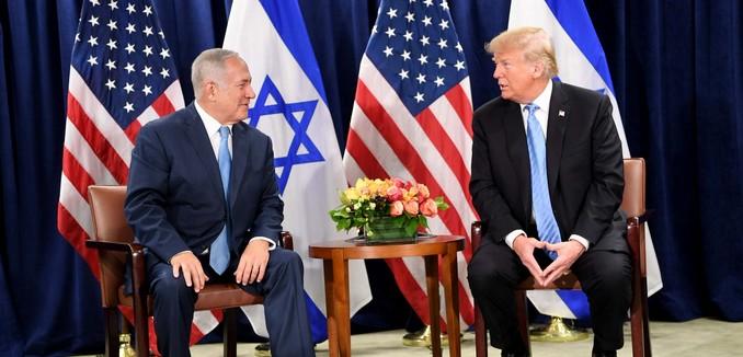 Netanjahut nem lepte meg Trump kétállami megoldást támogató terve