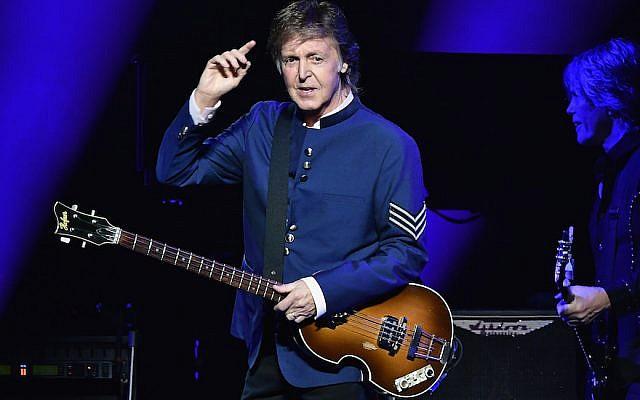 Paul McCartney: sosem akartam megsérteni a zsidókat a Hey Jude-dal