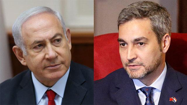 Visszaköltözteti nagykövetségét Jeruzsálemből Tel Avivba Paraguay