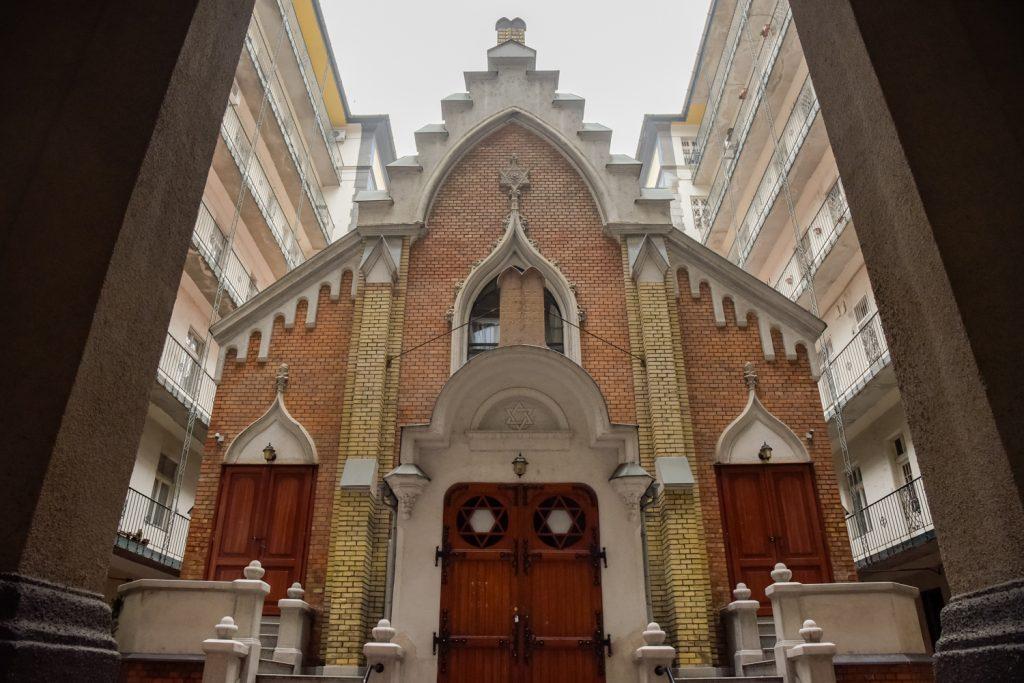 Telt házas koncerttel ünnepelték a 130 éves Frankel zsinagógát