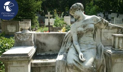 Három temető, négy tematikus művészeti séta / Bérlet